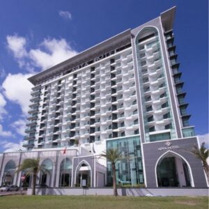 Adya Kuah Hotel Outer View