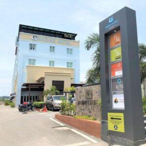 Nadias Cenang 3* Hotel Langkawi