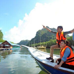 3D2N Langkawi Island Hopping Package